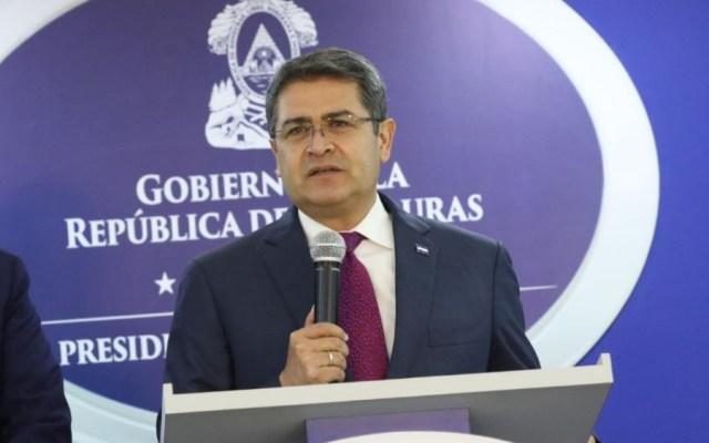 López Obrador se reunirá con presidente de Honduras en Minatitlán - Juan Orlando Hernández Honduras