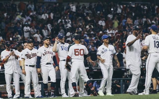 La Liga Americana se impone una vez más en el Juego de las Estrellas - Foto de MLB