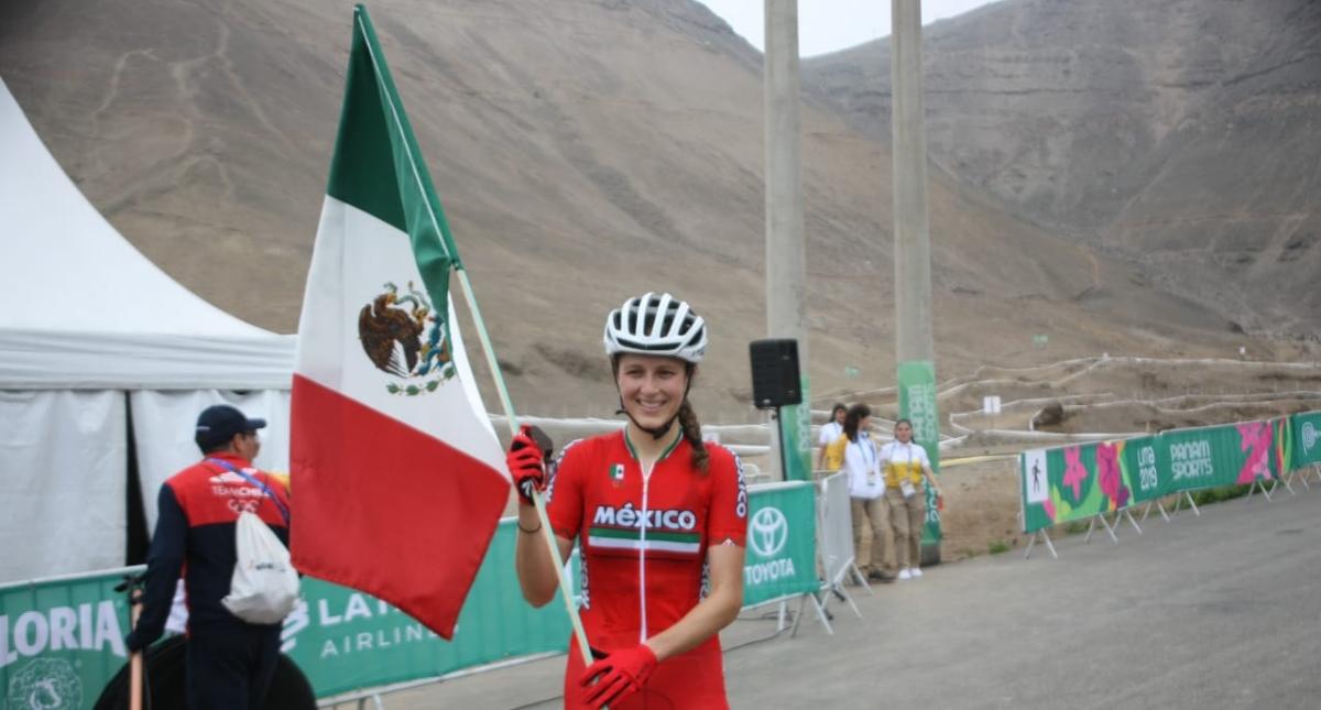 Juegos panamericanos Daniela Campuzano