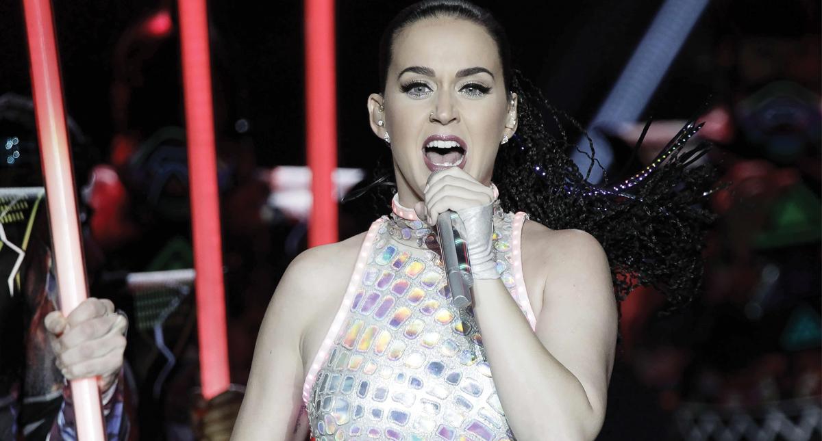 Jurado dictaminó que Katy Perry plagió rap cristiano