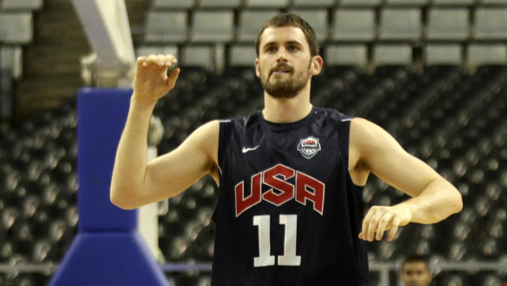 Kevin Love, novena estrella de la NBA que no irá al Mundial con EE.UU. - Foto de Marca