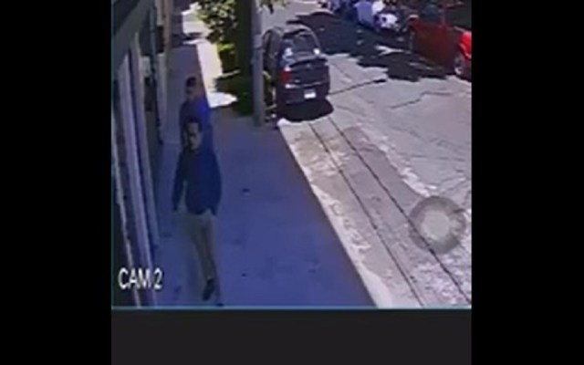 #Video Ladrones marcan casa y días después no pueden entrar - Ladrones de casa. Captura de pantalla