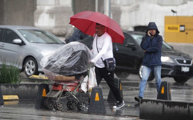 Pronostican lluvia en todo el país - Lluvias. Foto de Notimex
