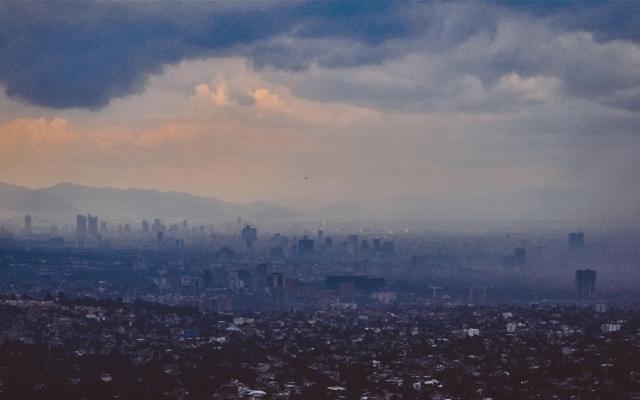 Alerta Roja en Cuajimalpa por lluvia y caída de granizo - alerta roja