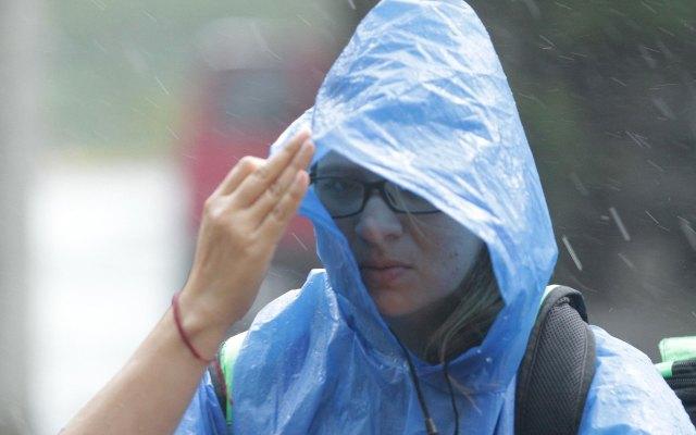 Persistirán lluvias con chubascos en el Valle de México - Lluvia