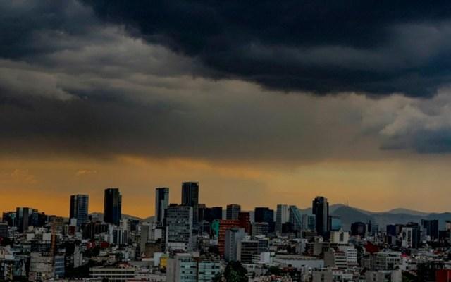 Prevén lluvias con intervalos de chubascos en el Valle de México - lluvias chubascos valle de mexico