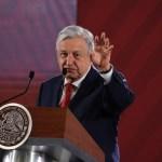 Conferencia de AMLO (23-07-2019) - Andrés Manuel López Obrador. Foto de Notimex-Guillermo Granados.