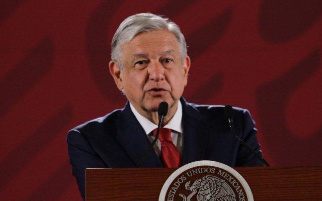 Nuestra agenda ya no es la que se dicta en el extranjero: López Obrador - Andrés Manuel López Obrador. Foto de Notimex.