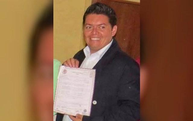 Localizan muerto a funcionario de Puebla tras dos días desaparecido - Luis Fernando Tinoco. Foto de Puebla Noticias