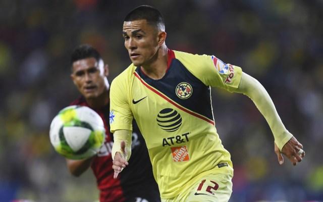 América cede a Luis Reyes al Atlético de San Luis - Foto de Mexsport