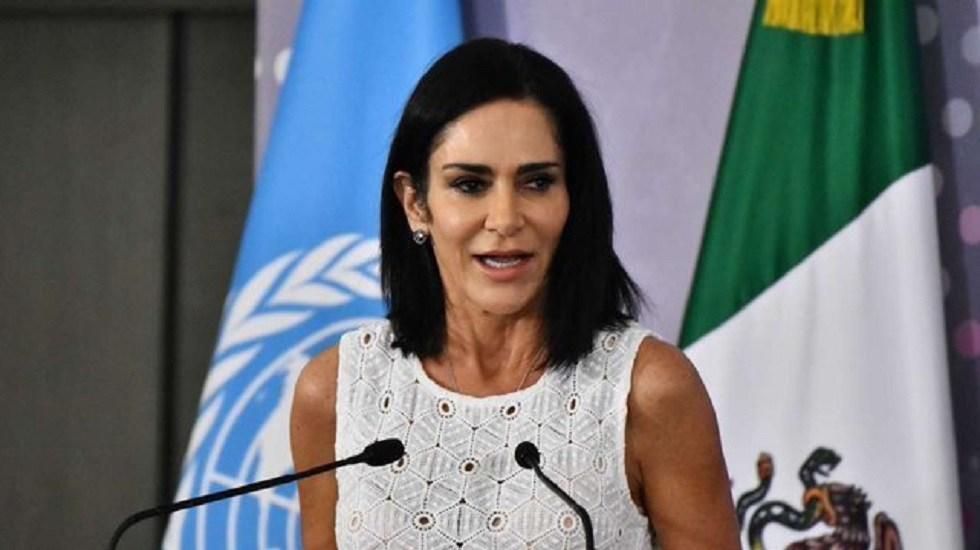 ONU México condena allanamiento a casa de Lydia Cacho - Lydia Cacho es embajadora del proyecto Spotlight para evitar la violencia contra la mujer. Foto de ONU México