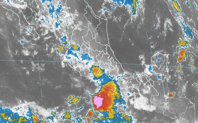 Tormenta tropical Flossie evoluciona a huracán - Foto de Conagua