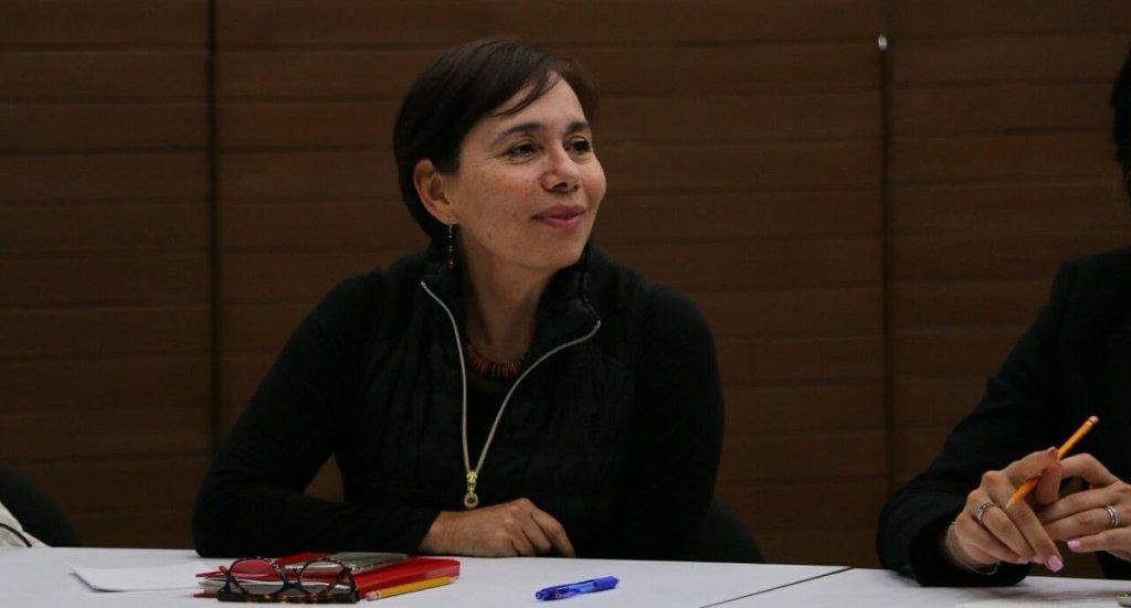 Sedema ve inviable bajar índices para decretar contingencia ambiental - Marina Robles. Foto de @SEDEMA_CDMX