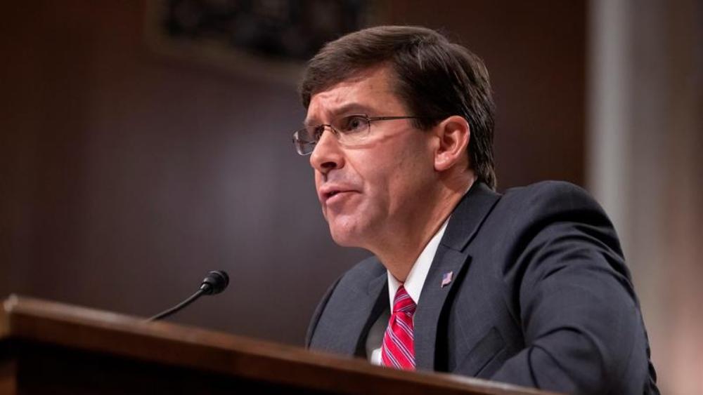 Senado confirma a Mark Esper como secretario de Defensa de EE.UU. - Mark Esper