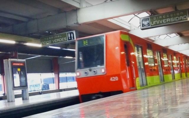 Continúan sin servicio tres estaciones de la Línea 3 del Metro - Metro Indios Verdes. Foto de AleXis 0 / Google Maps