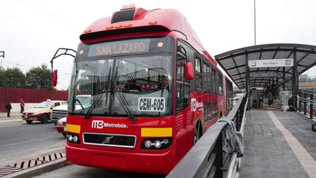 Metrobús suspende servicio en varias estaciones por desfile - metrobús ampliación línea 5