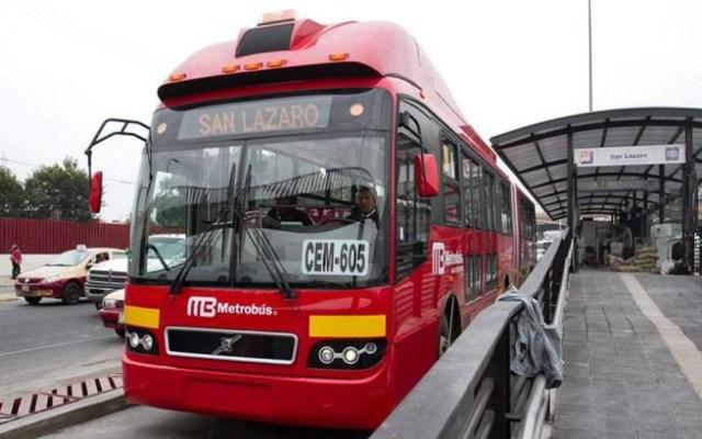 Metro, Metrobús y Tren Ligero funcionarán con horarios especiales en Año nuevo - metrobús ampliación línea 5