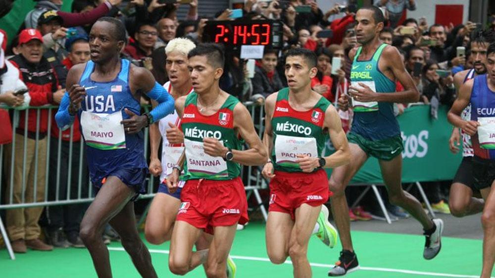 Mexicanos ganan plata y bronce en maratón de Lima 2019 - mexicanos maratón lima 2019