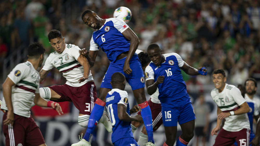 México sigue en búsqueda del primer gol. Noticias en tiempo real