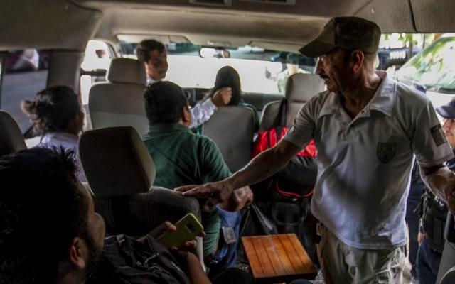 México sería Tercer País Seguro y Comar podría colapsar: CNDH - Foto de Notimex