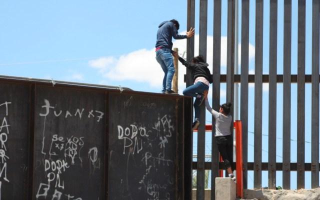 Flujo migratorio se redujo en 56 por ciento: Ebrard - connacionales