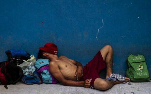 Migración, el tema central de la visita de Pompeo a El Salvador - Migrantes migración latinoamérica