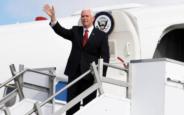 Mike Pence visitará la frontera sur de EE.UU. - Mike Pence Estados Unidos