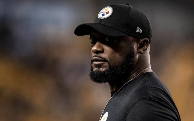 Steelers extienden contrato al entrenador Mike Tomlin - Mike Tomlin Steelers