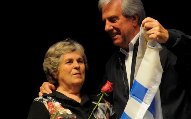 Muere María Auxiliadora Delgado, esposa del presidente de Uruguay - muere maría auxiliadora esposa de tabaré vázquez uruguay