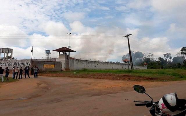Aumenta a 57 cifra de muertos por motín en cárcel de Brasil - muertos motín cárcel brasil