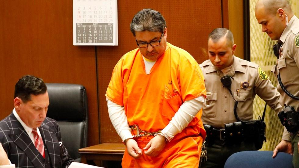 Líder de iglesia 'La Luz del Mundo' cumple un año detenido en California - Naasón Joaquín García