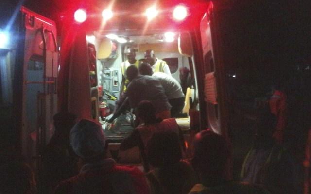 Presunto ataque de Boko Haram deja 65 muertos en Nigeria - Este viernes se cumplieron 10 años del primer ataque de Boko Haram, el 26 de julio de 2009, contra una comisaría en represalia por el arresto de líderes del grupo. En la imagen el registro de la atención a los heridos causados por otro de los ataques de este grupo yihadista el 23 de julio de 2015 en Gombe (Nigeria). Foto de EFE/Str/Archivo