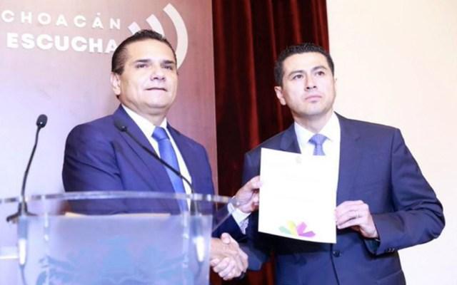 Nombran nuevo secretario de Seguridad Pública en Michoacán - nuevo secretario de seguridad michoacán