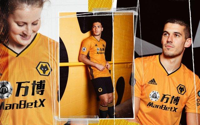 Wolverhampton presenta su nuevo uniforme de local - nuevo uniforme del wolverhampton