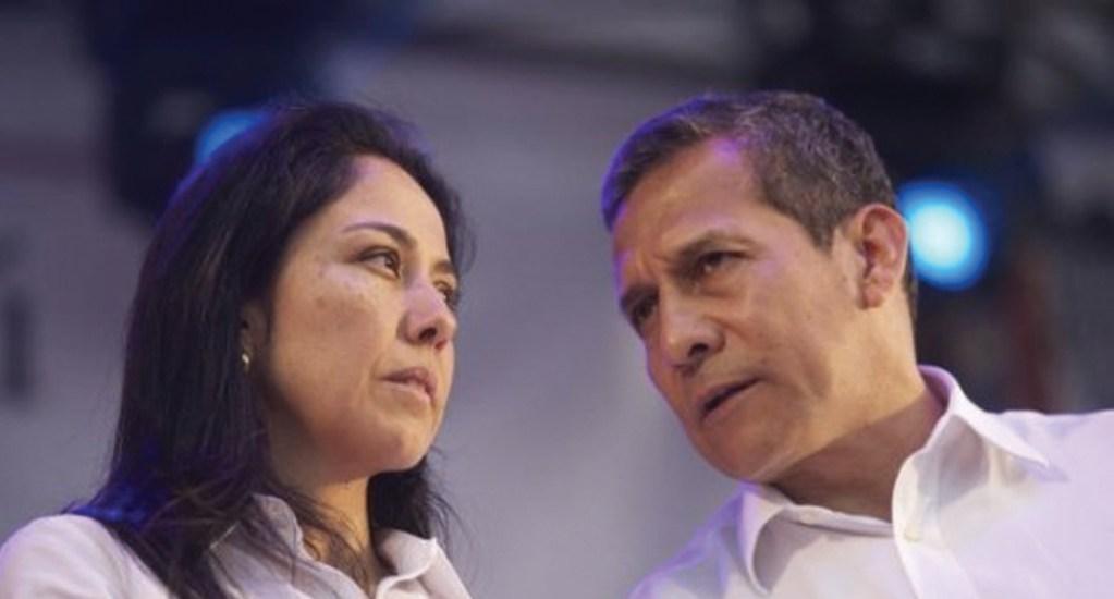 Allanan casa de la esposa del expresidente peruano Ollanta Humala - Foto de EFE