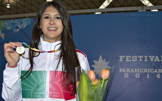 Era mi única opción, o me voy de México o no voy a competir: Paola Pliego - Foto de Mexsport