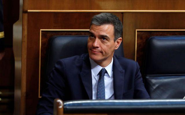 Pierde Pedro Sánchez la primera votación para su investidura - El candidato socialista a la Presidencia del Gobierno, de España, Pedro Sánchez. Foto de EFE/ Naranjo.