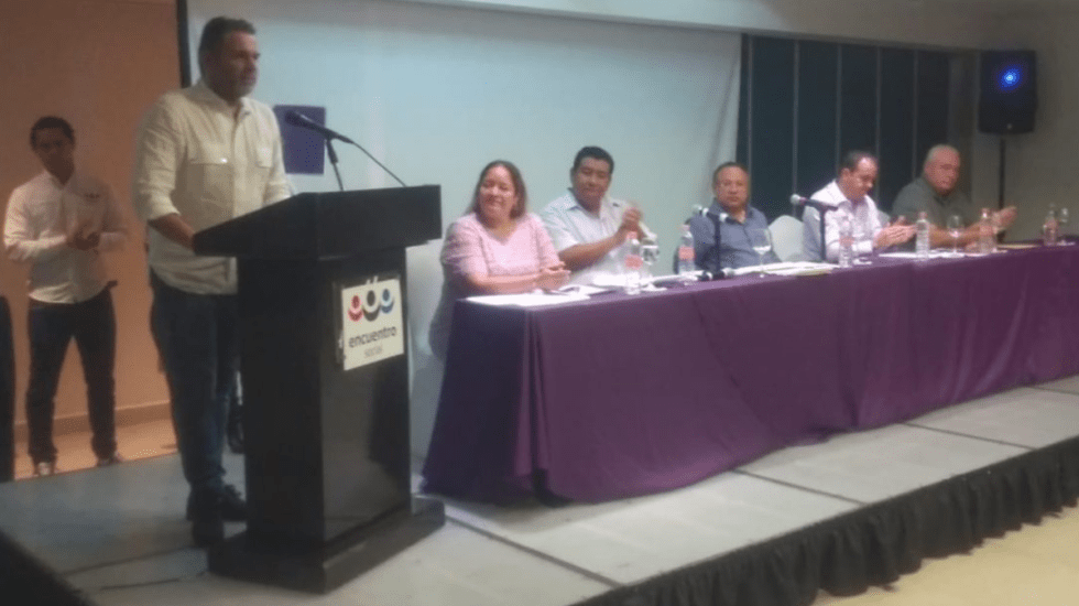 PES elige a Jorge Argüelles como nuevo líder en Morelos - Foto de Quadratín