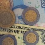 Peso cierra con depreciación por sexta semana consecutiva - Peso dòlar dólares tipo de cambio moneda billetes dinero