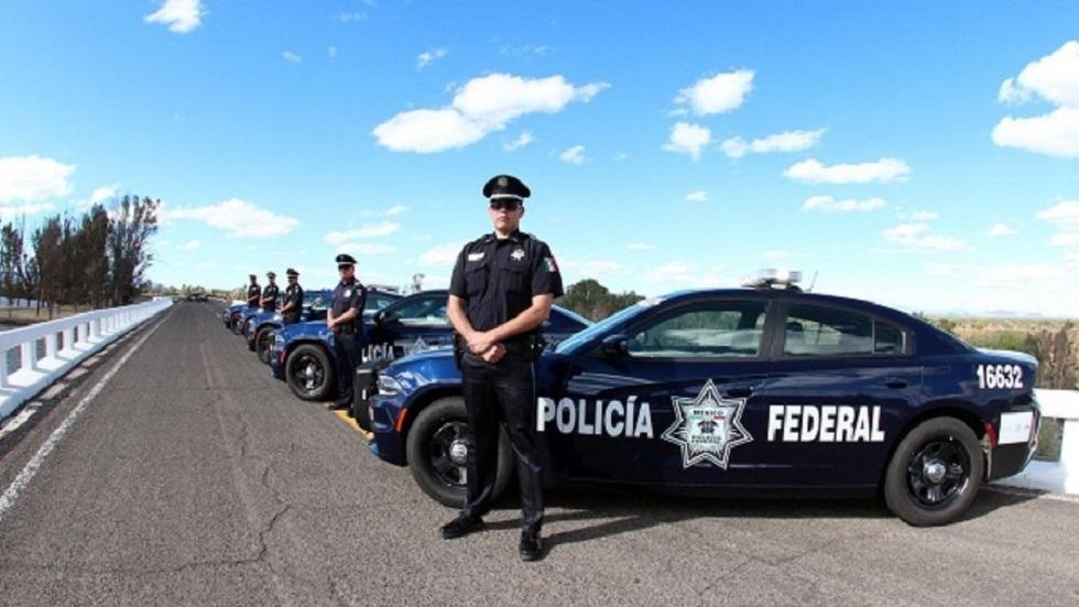 Policía Federal de Caminos. Foto de Gobierno de México