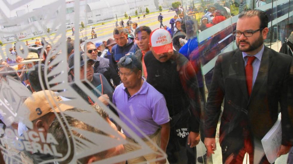 Policías federales denuncian sustracción de armas en Centro de Mando - Policía Federal Iztapalapa Armas