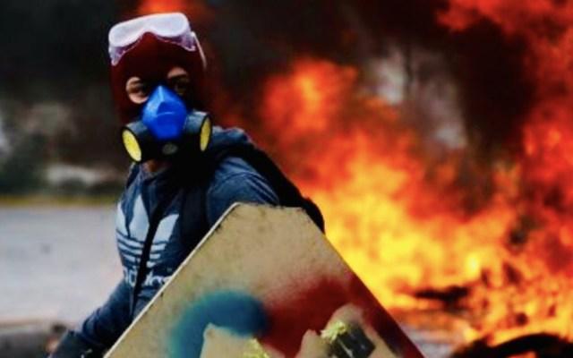 Detienen en España a venezolano acusado de quemar vivo a otro en protestas - Foto de @TarekWiliamSaab