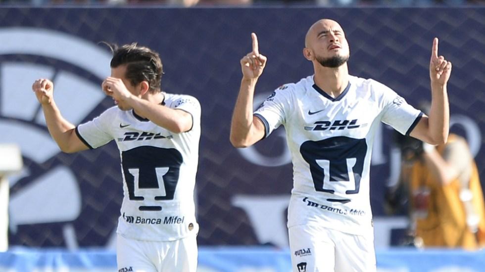 Pumas arranca con el pie derecho el Apertura 2019 - Foto de Mexsport
