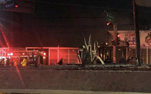 Se incendia restaurante en Querétaro - Querétaro Corregidora restaurante