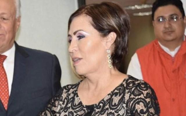 Rosario Robles se encuentra vigilada las 24 horas - Rosario Robles vigilancia santa martha acatitla