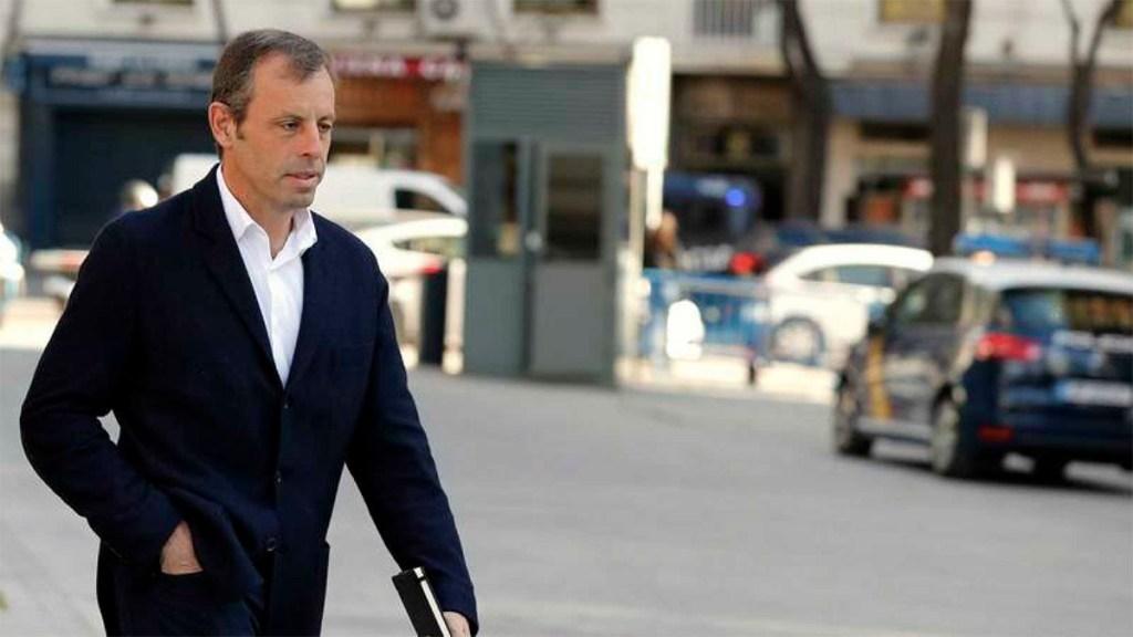 Ratifican absolución a Sandro Rosell, expresidente del Barcelona - sandro rosell barcelona absolución