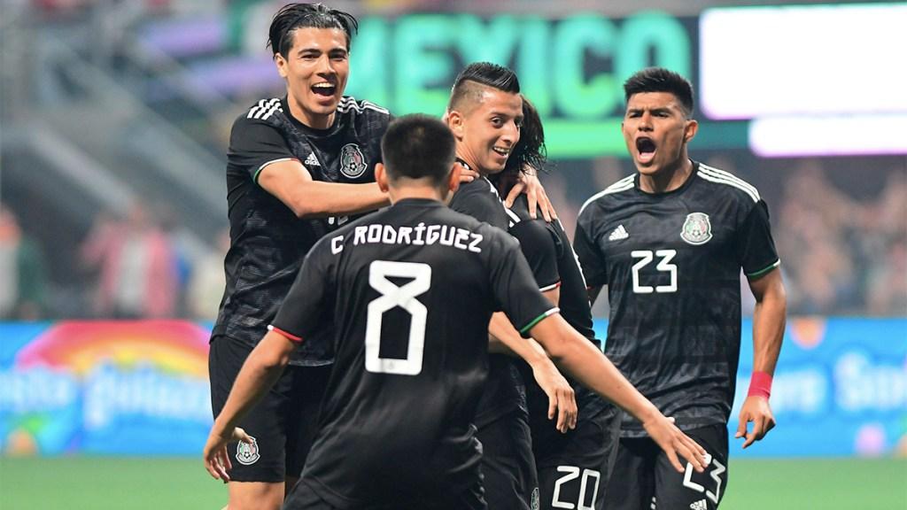 Selección Mexicana alcanza el sitio 12 del ranking FIFA - Foto de Adrian Macias/Mexsport
