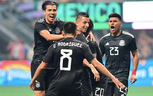 México jugará amistoso ante Trinidad y Tobago en Toluca - Foto de Adrian Macias/Mexsport