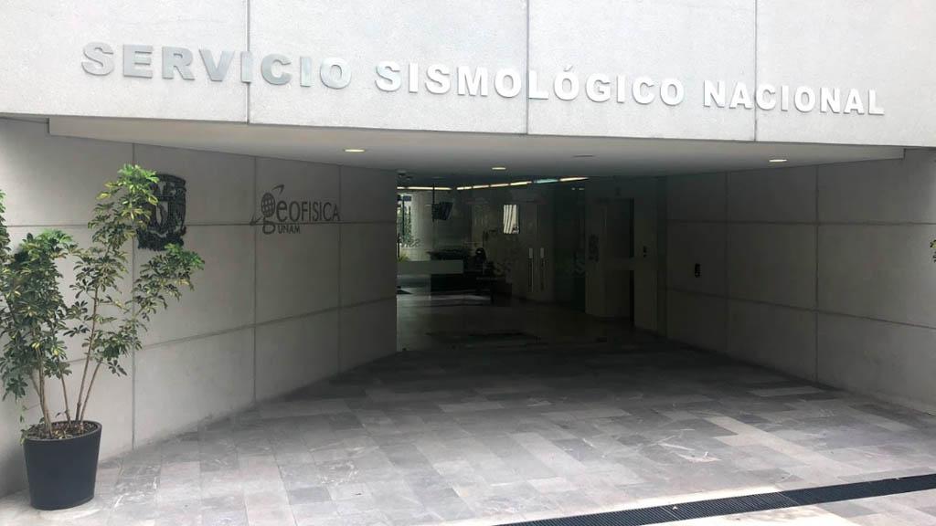 Sismos en la CDMX son provocados por sistema de fallas: SSN - Foto de Google Maps