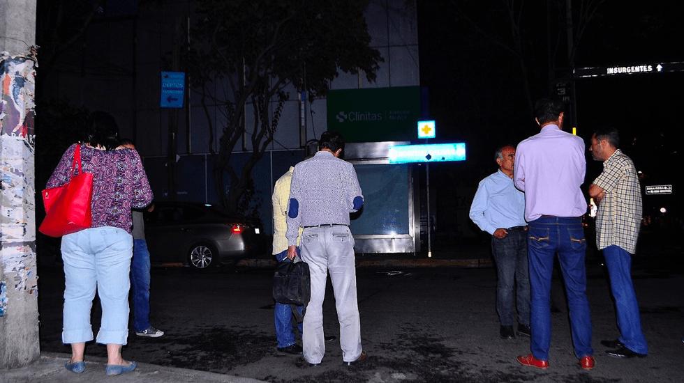 Se registran sismos en la Ciudad de México; no hay reporte de daños - Foto de Notimex